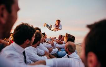 Mariage sur la plage des Jumeaux à Ramatuelle