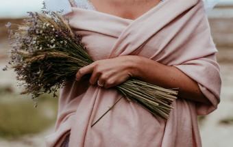 Un mariage nature à Locmariaquer