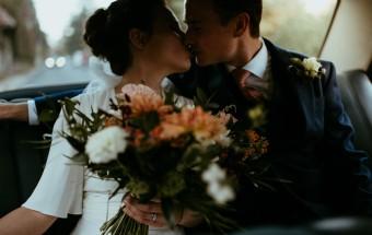 Un mariage romantique à Annecy