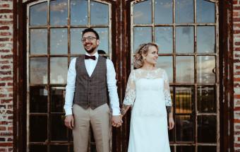 Mariage parfait aux Bonnes Joies