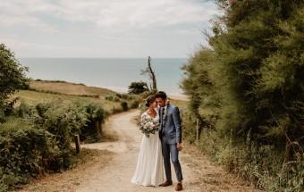 Un mariage sur la Côte d'Émeraude