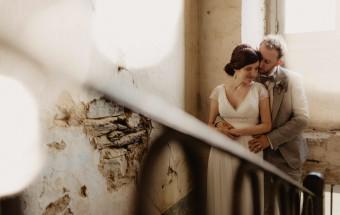 Un mariage créatif aux Forges de Paimpont
